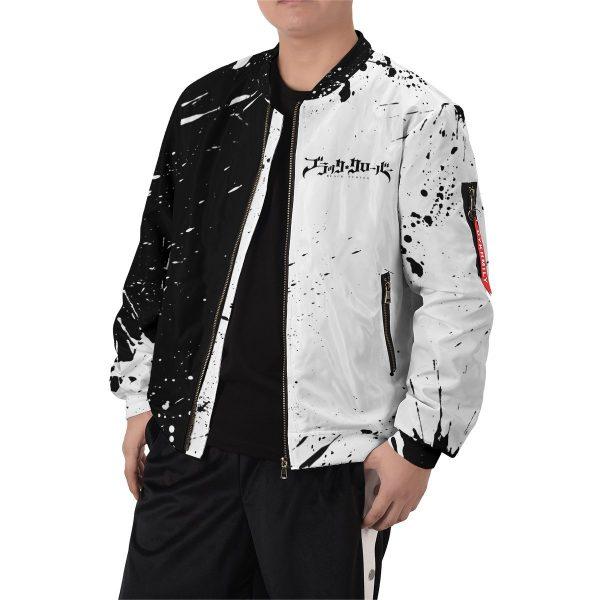 five leaf clover bomber jacket 799545 - Anime Jacket