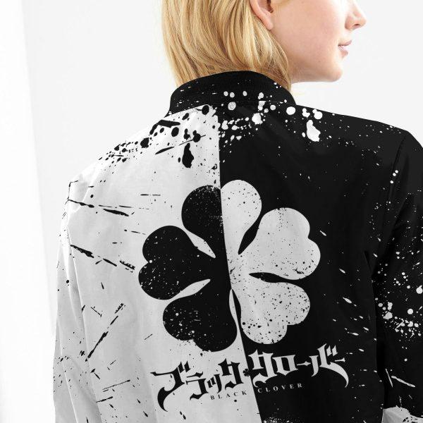 five leaf clover bomber jacket 935463 - Anime Jacket