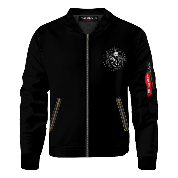 fortis fortuna adiuvat bomber jacket 637662 - Anime Jacket