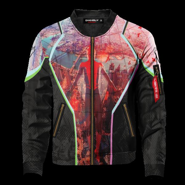 friendly neighborhood hero signed bomber jacket 635627 - Anime Jacket