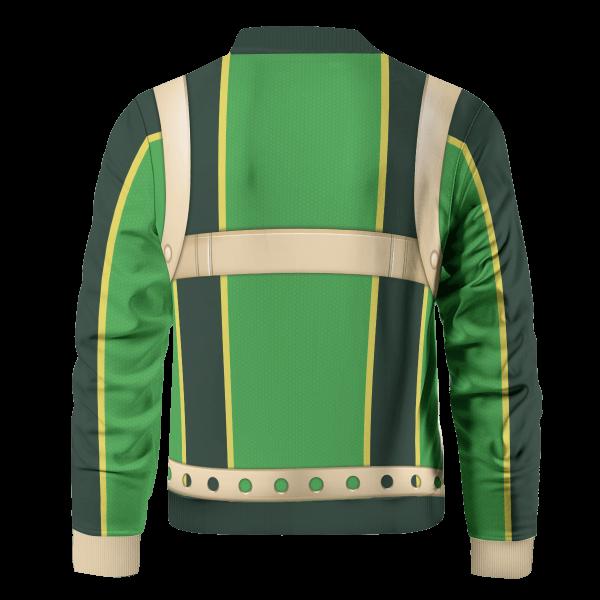 froppy tsuyu asui bomber jacket 304603 - Anime Jacket
