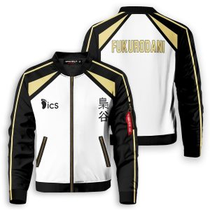 fukurodani bomber jacket 453661 - Anime Jacket