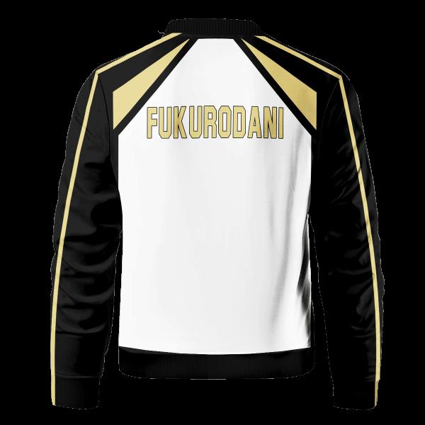 fukurodani bomber jacket 577503 - Anime Jacket