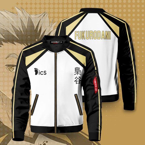 fukurodani bomber jacket 802202 - Anime Jacket
