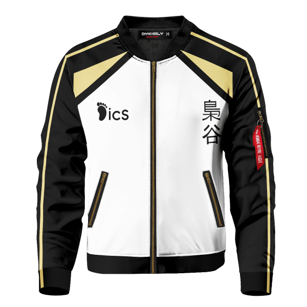 fukurodani bomber jacket 836030 - Anime Jacket