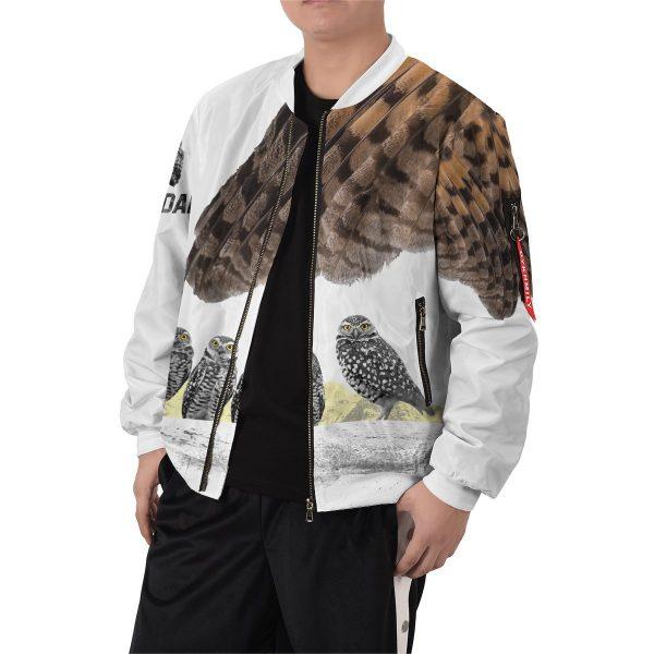 fukurodani owl bomber jacket 197627 - Anime Jacket