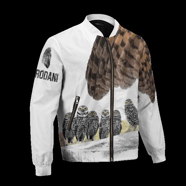 fukurodani owl bomber jacket 476648 - Anime Jacket