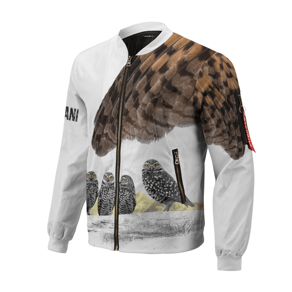 fukurodani owl bomber jacket 525744 - Anime Jacket