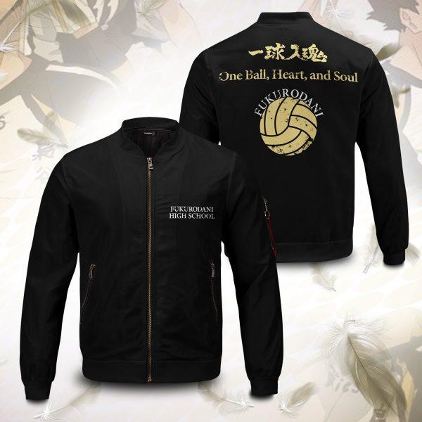fukurodani rally bomber jacket 554977 - Anime Jacket