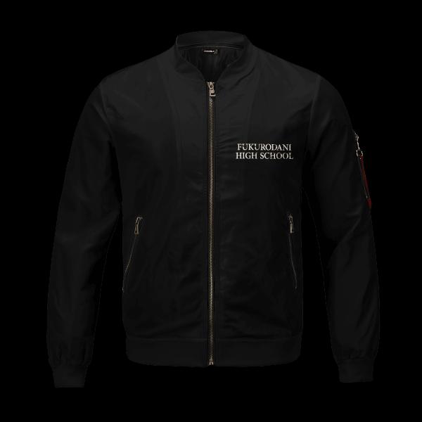 fukurodani rally bomber jacket 807779 - Anime Jacket