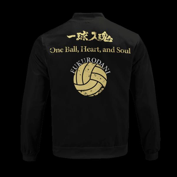 fukurodani rally bomber jacket 878986 - Anime Jacket