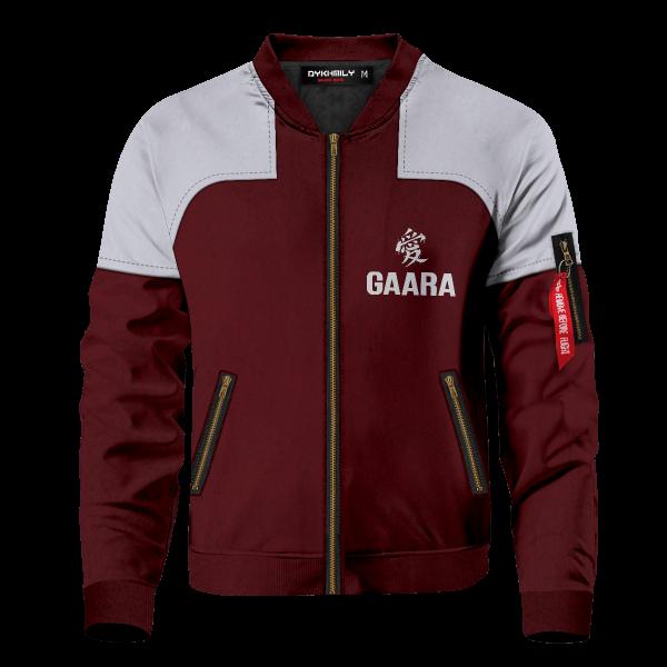 gaara bomber jacket 211241 - Anime Jacket