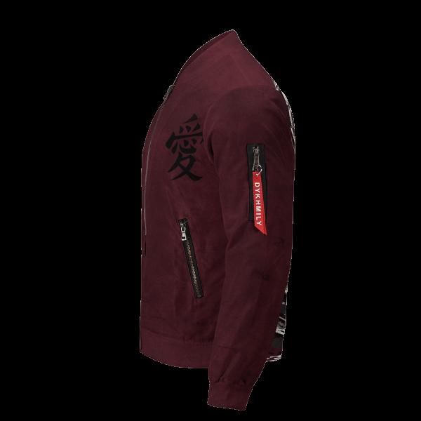gaara shukaku bomber jacket 544226 - Anime Jacket