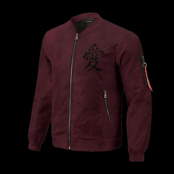 gaara shukaku bomber jacket 707054 - Anime Jacket