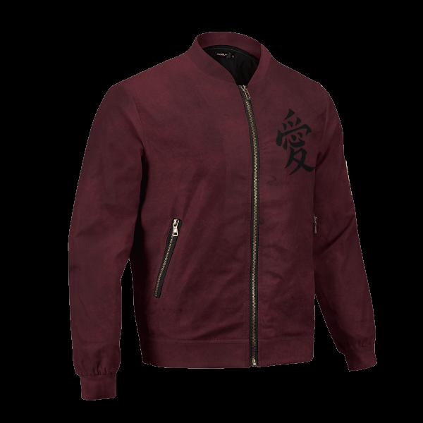 gaara shukaku bomber jacket 748345 - Anime Jacket