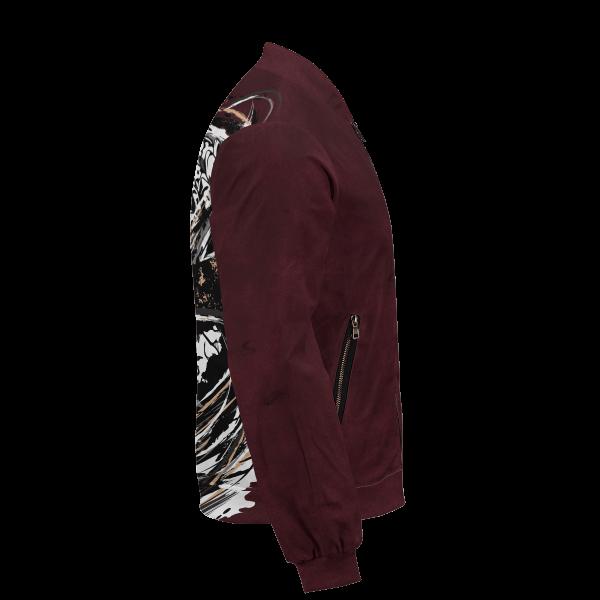 gaara shukaku bomber jacket 950038 - Anime Jacket