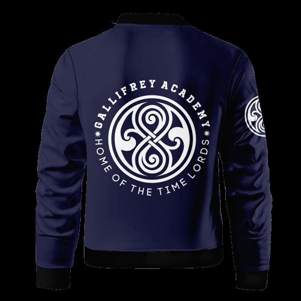 gallifrey academy bomber jacket 909165 - Anime Jacket