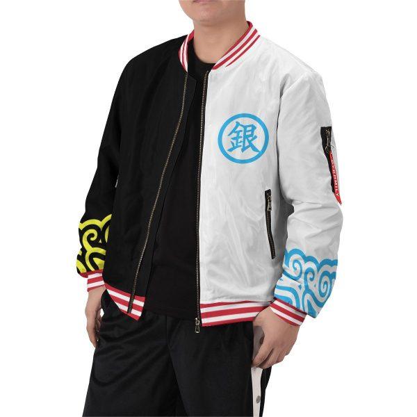 gintama bomber jacket 103317 - Anime Jacket
