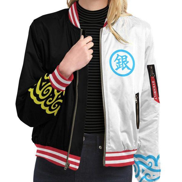 gintama bomber jacket 527887 - Anime Jacket
