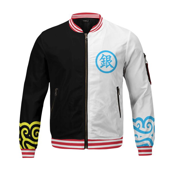 gintama bomber jacket 531069 - Anime Jacket