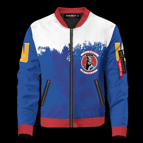 go beyond plus ultra bomber jacket 951896 - Anime Jacket