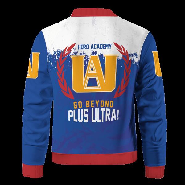 go beyond plus ultra bomber jacket 952313 - Anime Jacket