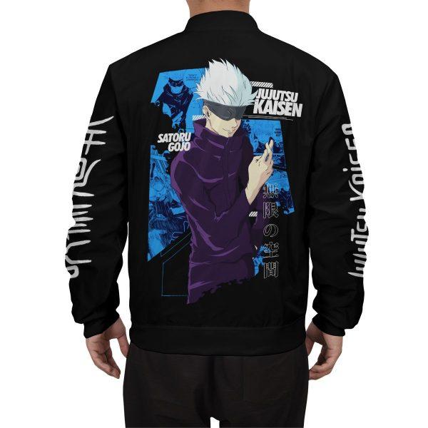 gojo bomber jacket 307257 - Anime Jacket