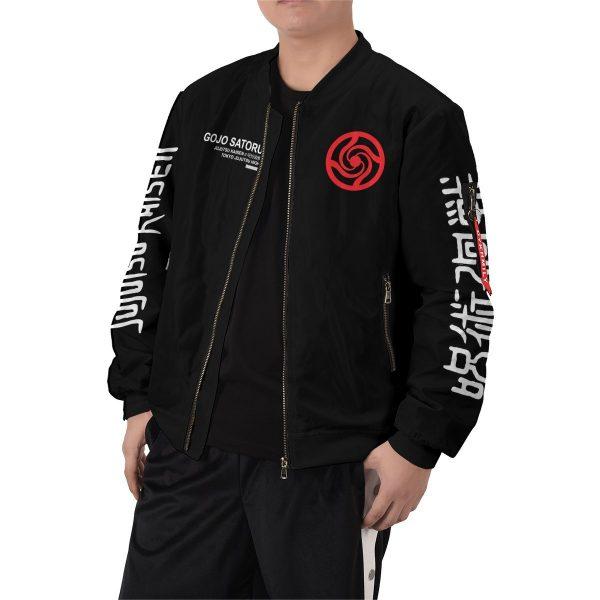 gojo bomber jacket 581078 - Anime Jacket