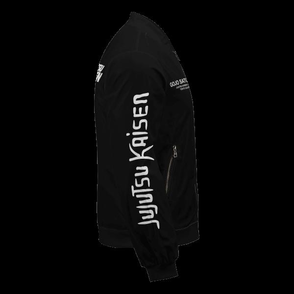 gojo bomber jacket 584666 - Anime Jacket