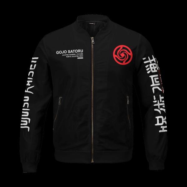 gojo bomber jacket 637768 - Anime Jacket