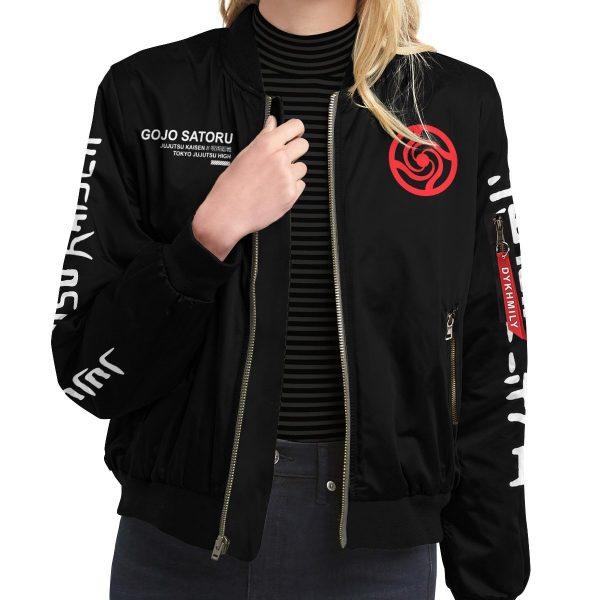 gojo bomber jacket 816484 - Anime Jacket