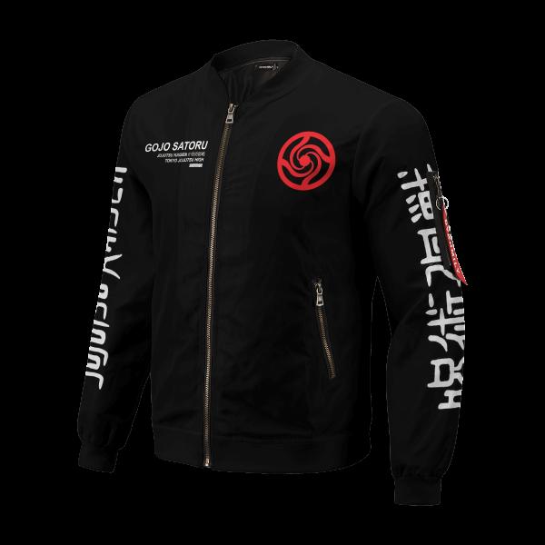 gojo bomber jacket 931329 - Anime Jacket
