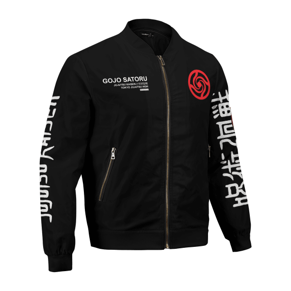 gojo bomber jacket 983860 - Anime Jacket