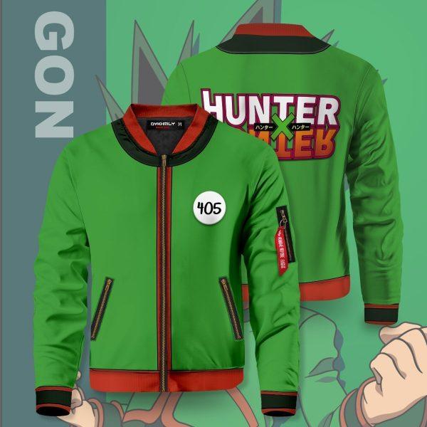 gon bomber jacket 132675 - Anime Jacket