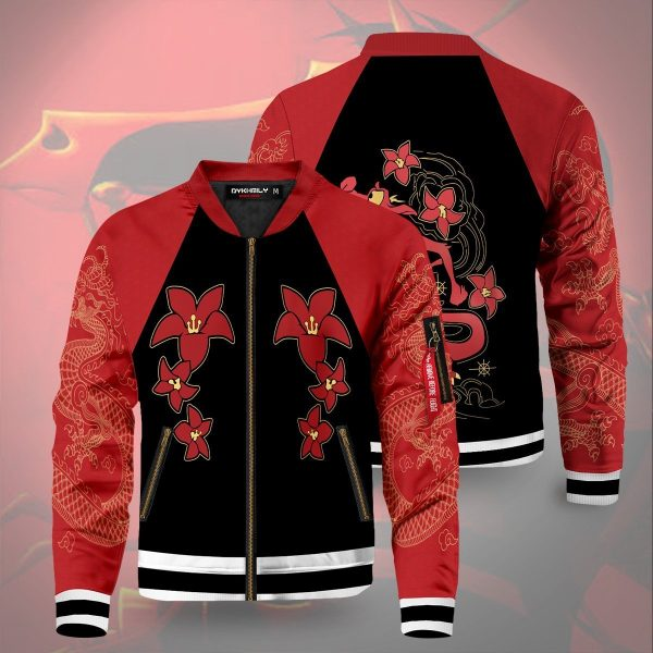 guardian dragon bomber jacket 219518 - Anime Jacket