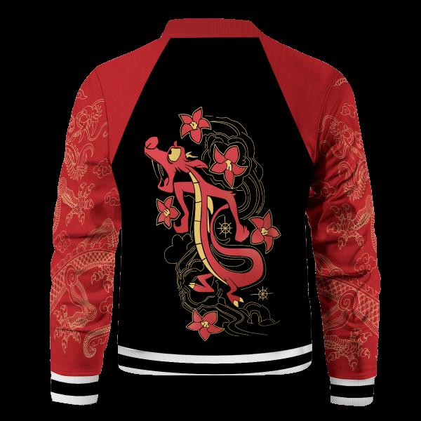 guardian dragon bomber jacket 500459 - Anime Jacket