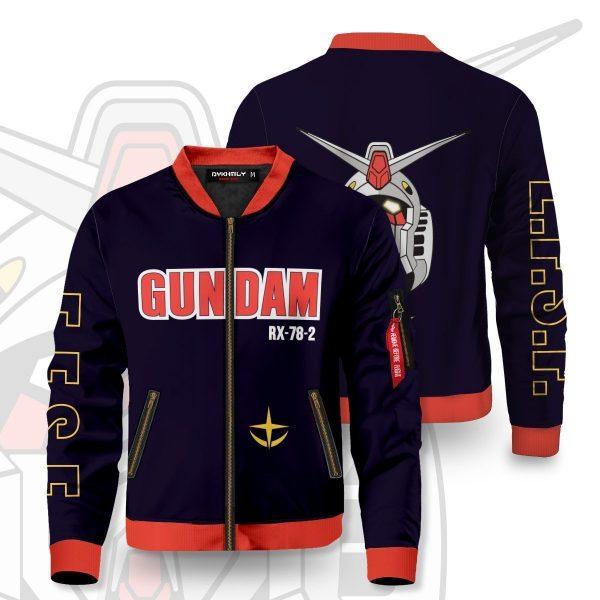 gundam bomber jacket 903954 - Anime Jacket