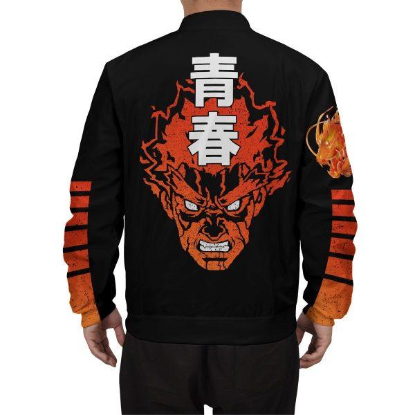 guy power of youth bomber jacket 126461 - Anime Jacket