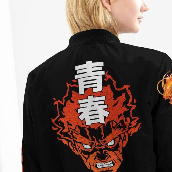 guy power of youth bomber jacket 140048 - Anime Jacket