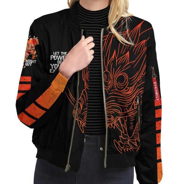 guy power of youth bomber jacket 659291 - Anime Jacket