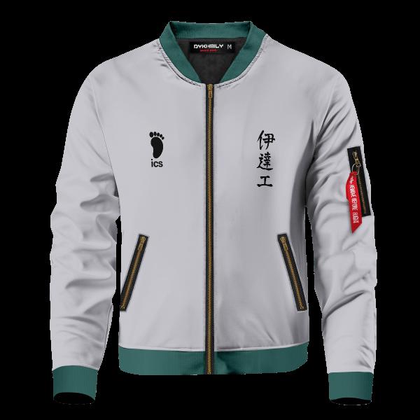 haikyuu datekou bomber jacket 245020 - Anime Jacket