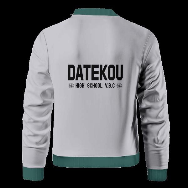 haikyuu datekou bomber jacket 965478 - Anime Jacket