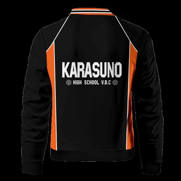haikyuu karasuno bomber jacket 358066 - Anime Jacket