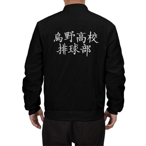 haikyuu karasuno high bomber jacket 320553 - Anime Jacket