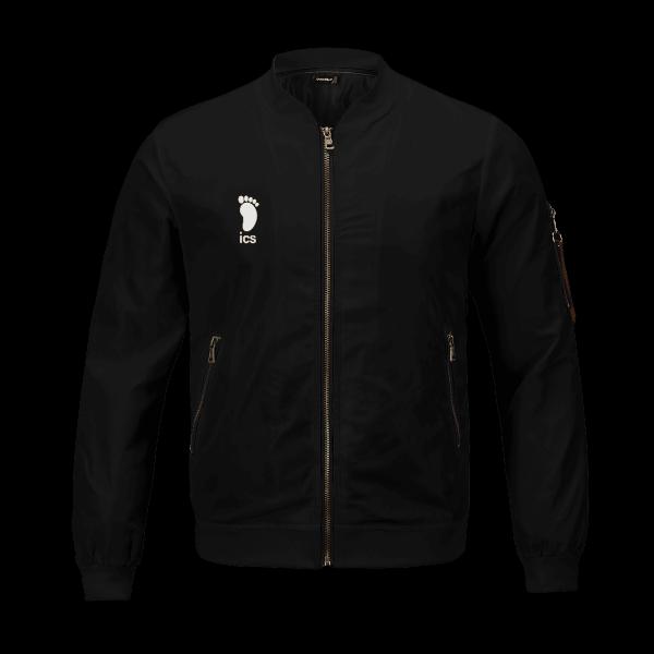 haikyuu karasuno high bomber jacket 452723 - Anime Jacket