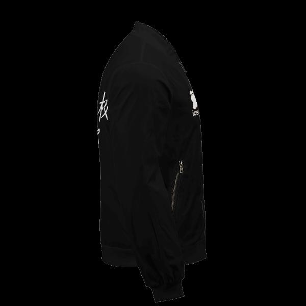 haikyuu karasuno high bomber jacket 715356 - Anime Jacket