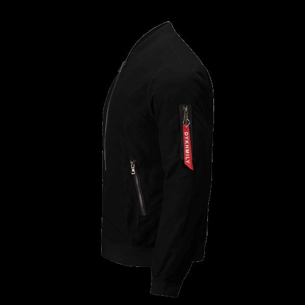 haikyuu karasuno high bomber jacket 823688 - Anime Jacket