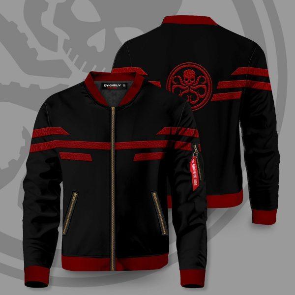 hail hydra bomber jacket 876763 - Anime Jacket