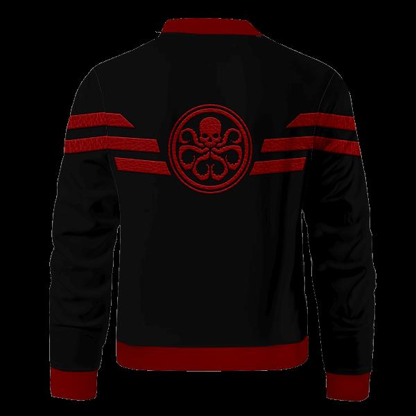hail hydra bomber jacket 942045 - Anime Jacket