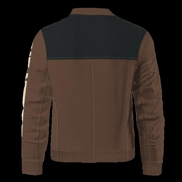 han solo v2 bomber jacket 493487 - Anime Jacket